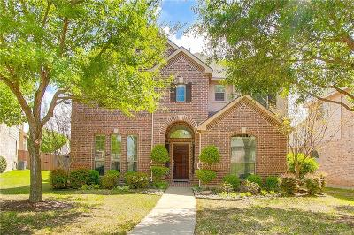 Mckinney Single Family Home Active Kick Out: 2805 Branch Oaks Drive