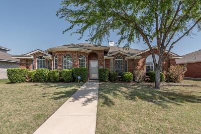 Rowlett Single Family Home For Sale: 7310 Compass Point Drive