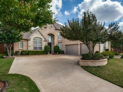 Richardson Single Family Home Active Option Contract: 3519 Birchwood Lane