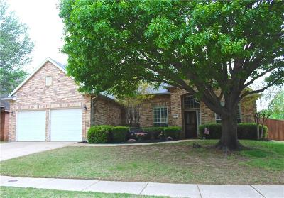 Flower Mound Single Family Home For Sale: 1509 Saint Francis Lane