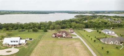 Dallas County, Denton County, Collin County, Cooke County, Grayson County, Jack County, Johnson County, Palo Pinto County, Parker County, Tarrant County, Wise County Single Family Home For Sale: 177 Cattle Trail