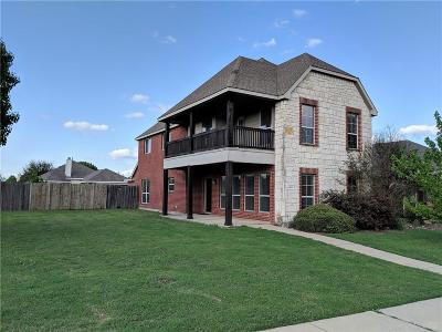 Allen Single Family Home For Sale: 1601 Tanglewood Drive