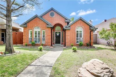 Rowlett Single Family Home For Sale: 6506 White Oak Drive