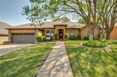 North Richland Hills Single Family Home For Sale: 9305 Weeping Willow Drive
