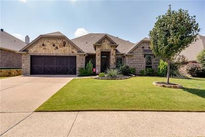 Weatherford Single Family Home Active Option Contract: 913 Thistle Hill Trail