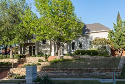 Plano Single Family Home Active Option Contract: 6624 Trail Bluff Drive