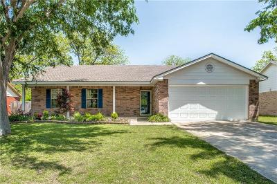 Dallas Single Family Home Active Option Contract: 2331 Hasty Street