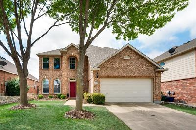 Mckinney Single Family Home Active Option Contract: 6521 Charles Trail