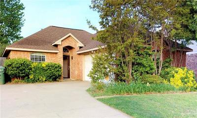 Flower Mound Single Family Home Active Option Contract: 4913 Timberview Drive