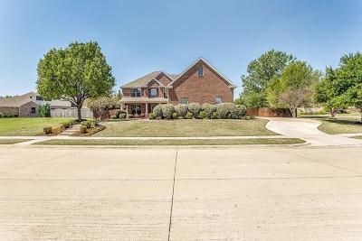 Keller Single Family Home For Sale: 613 Unbridled Lane
