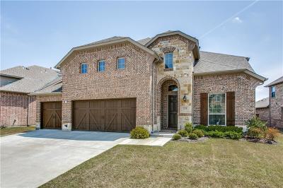 Celina Single Family Home For Sale: 1218 Skyflower Lane