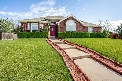 Plano Single Family Home Active Option Contract
