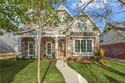 Allen Single Family Home For Sale: 817 Sam Drive
