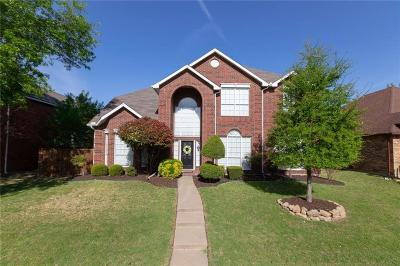 Frisco Single Family Home For Sale: 5813 Charleston Drive