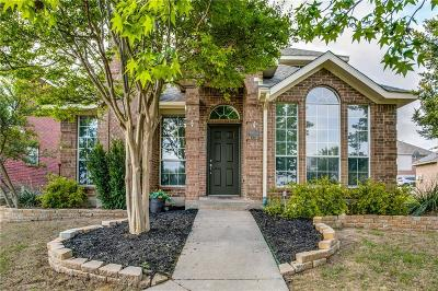 Carrollton Single Family Home Active Option Contract: 4061 Jahvani Court
