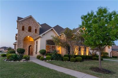 Keller Single Family Home Active Option Contract: 701 Crater Lake Circle