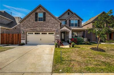 Little Elm Single Family Home For Sale: 736 Sundrop Drive