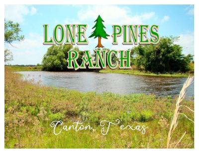 Canton Residential Lots & Land For Sale: 2850 Vz County Road 2410