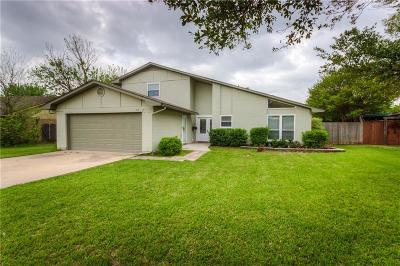Benbrook Single Family Home Active Option Contract: 109 Haywood Drive
