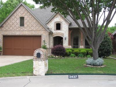 Hurst Single Family Home Active Option Contract: 3437 N Riley Place