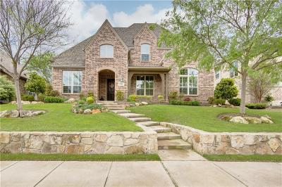Allen Single Family Home Active Option Contract: 2234 Enchantment Lane
