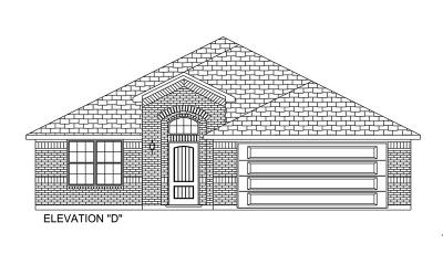 Aubrey Single Family Home For Sale: 404 Highmeadow