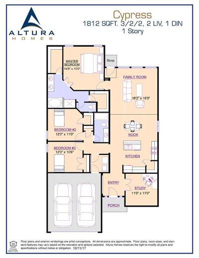Aubrey Single Family Home For Sale: 400 Highmeadow