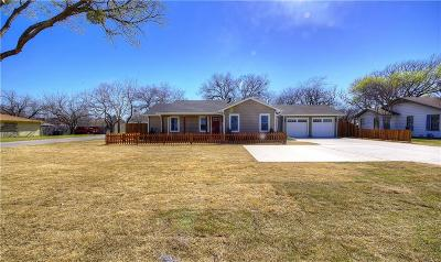 Grapevine Single Family Home Active Option Contract: 854 E Wall Street