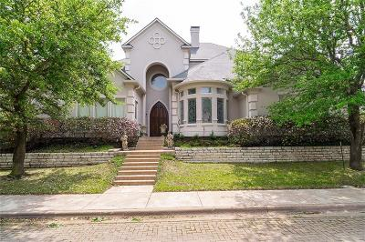Dallas Single Family Home For Sale: 6 Collinway Place