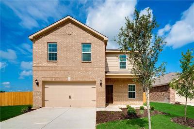 Princeton Single Family Home For Sale: 1628 White Mountain Way