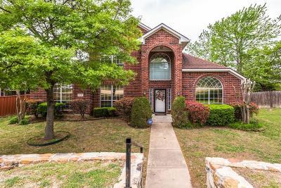 Rowlett Single Family Home For Sale: 7413 Cedarbrook Road