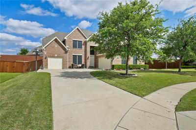 Prosper Single Family Home For Sale: 720 Salt Lake Court