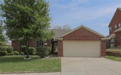 Euless Single Family Home Active Option Contract: 707 Auburndale Drive