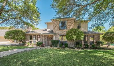 Fort Worth Single Family Home For Sale: 11608 Wind Creek Court