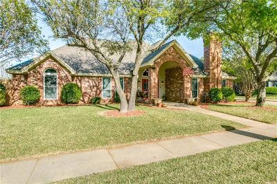 Bedford Single Family Home Active Option Contract: 1708 Woodhill Lane
