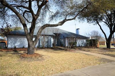 Single Family Home For Sale: 7731 Pennyburn Drive