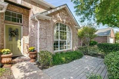 Mckinney Single Family Home Active Option Contract: 2904 Dunbar Drive