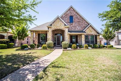 Allen Single Family Home For Sale: 1733 Monaco Drive