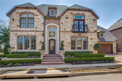 Plano Single Family Home Active Contingent: 5740 Bernay Lane