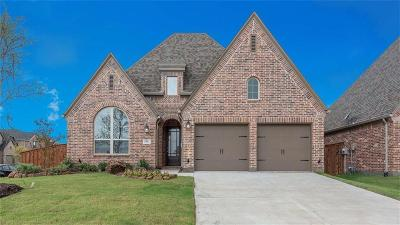 Mckinney Single Family Home For Sale: 7801 Fossil Creek Trail