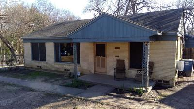 Dallas Single Family Home For Sale: 6250 Wofford Avenue