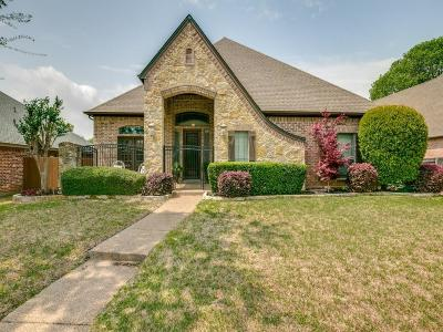 North Richland Hills Single Family Home For Sale: 8537 Brandonwood Drive