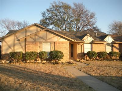 Lewisville Residential Lease For Lease: 643 Abilene Drive