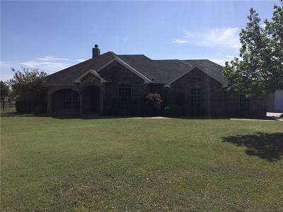 Haslet Single Family Home Active Option Contract: 13916 Amanda Springs Court