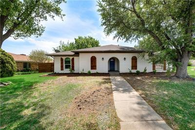 Carrollton Single Family Home For Sale: 1940 Kensington Drive