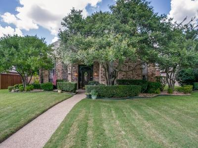 Plano Single Family Home Active Option Contract: 3113 Phaeton Court
