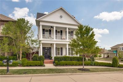 McKinney Single Family Home Active Contingent: 7200 Ripley Street