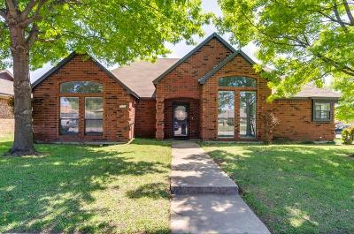 North Richland Hills Single Family Home Active Option Contract: 7100 Starnes Road