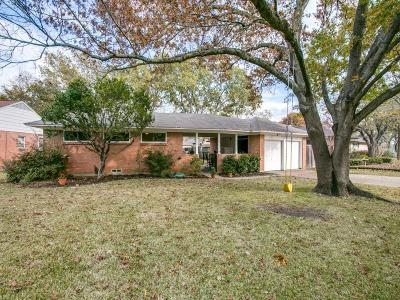 Dallas Single Family Home For Sale: 7120 Dalewood Lane