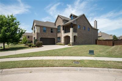 Keller Single Family Home For Sale: 417 Sagewood Court